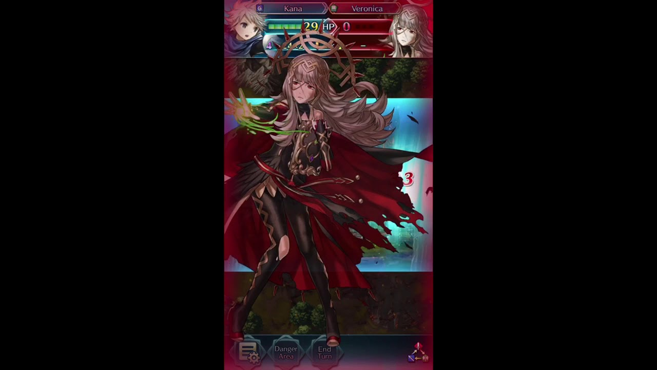 Fire Emblem Heroes Special Attack Compilation