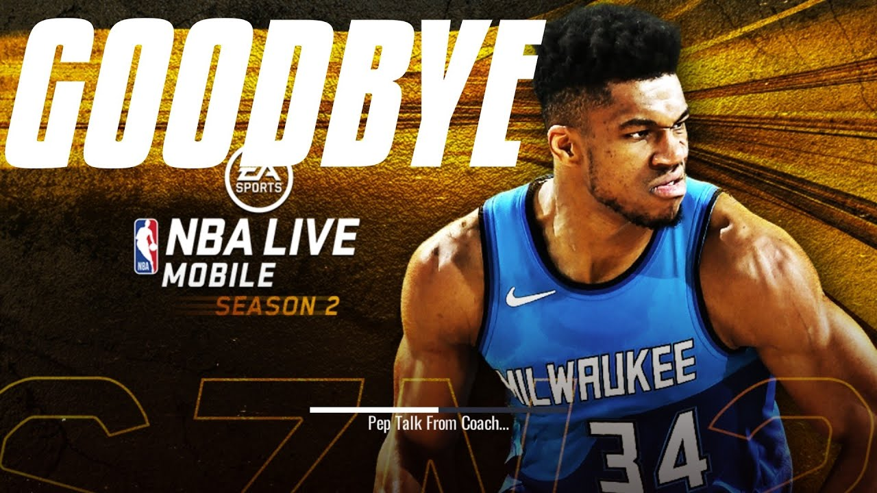 Why I Quit NBA Live Mobile