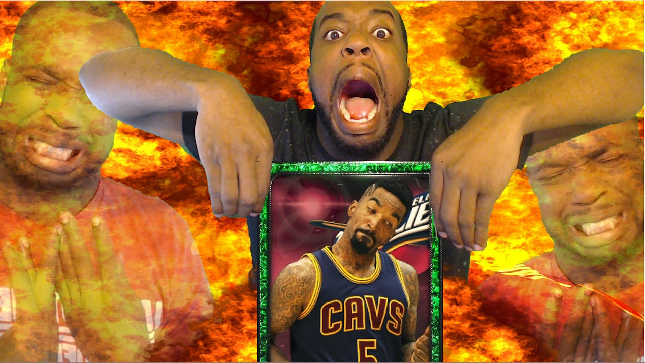 EMERALD JR SMITH! I HATE HIM BUT HES MR.GREEN RELEASE! NBA 2k15 MyTeam Gameplay!
