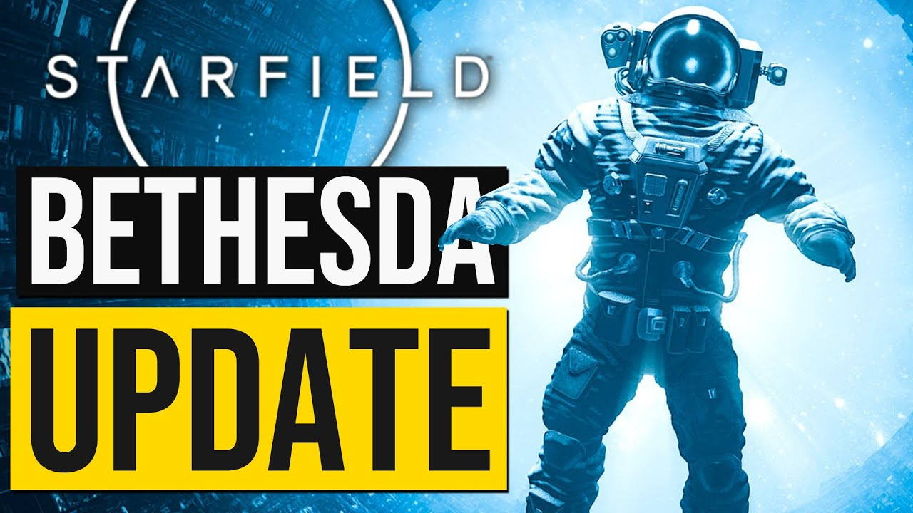 Todd Howard Leaks Something BIG + Bethesda Have a BIG Announcement this summer (Starfield News)