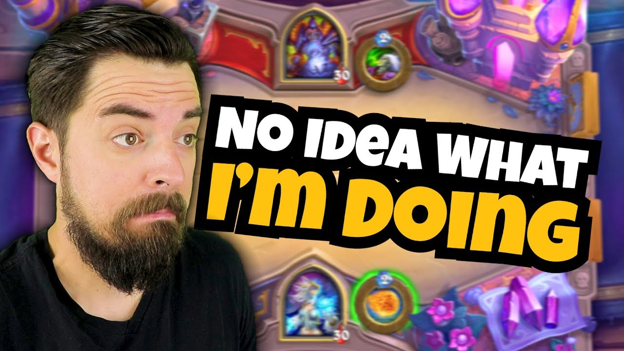 I Played Hearthstone For The First Time In 3 Years