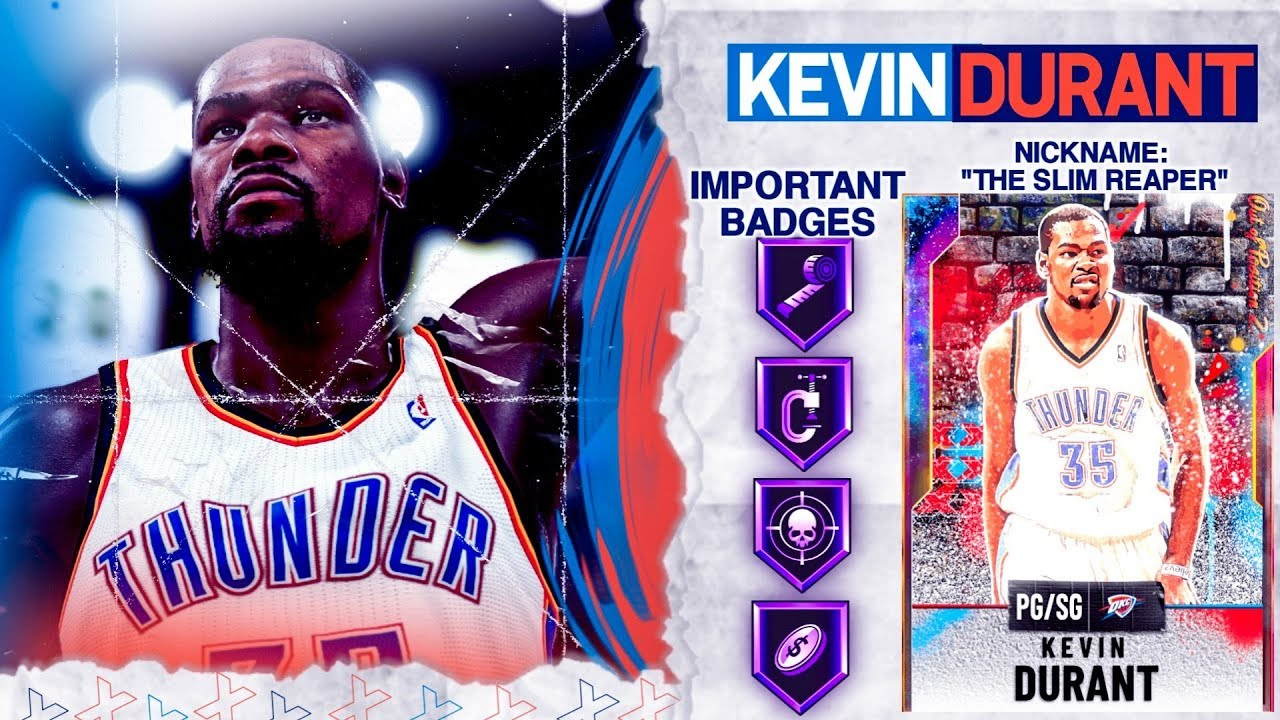 GALAXY OPAL *POINT GUARD* KEVIN DURANT GAMEPLAY! DOUBLE TEAMS WONT STOP HIM! NBA 2k20 MyTEAM